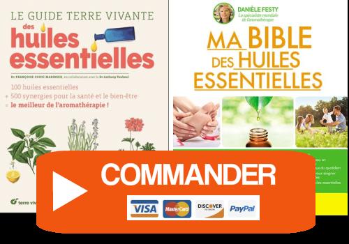 huile essentielle : bible